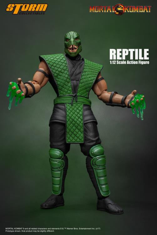 Storm Collectibles - Mortal Kombat - Reptile - 1/12 Action Figure