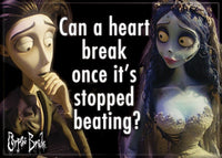 Magnet: Corpse Bride - Can a Heart Break Once It's Stopped Beating?