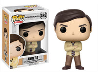 Funko Television Pop! - Workaholics - Anders #493