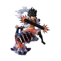 Bandai FiguartsZero: One Piece - Monkey D Luffy Gear 4 Snakeman King Cobra