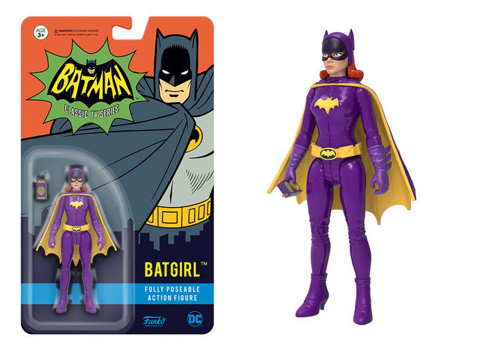 Funko Batman Classic TV Series Action Figures - Batgirl