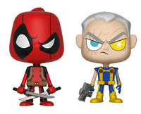 Funko Marvel Vynl - Deadpool & Cable