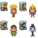 Funko Disney Pop! - Set of 4 Emperor's New Groove Pop!