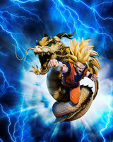 Dragon Ball Z - [Extra Battle] Super Saiyan 3 Son Goku - Dragon Fist Explosion - Figuarts Zero