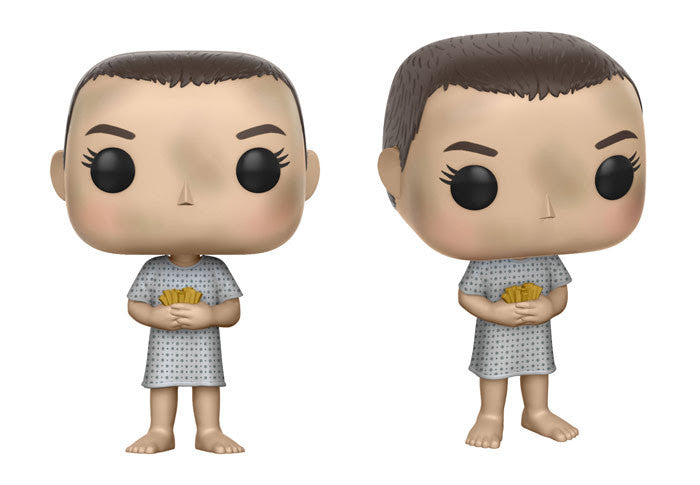 Funko Television Pop!: Stranger Things Eleven in Hospital Gown