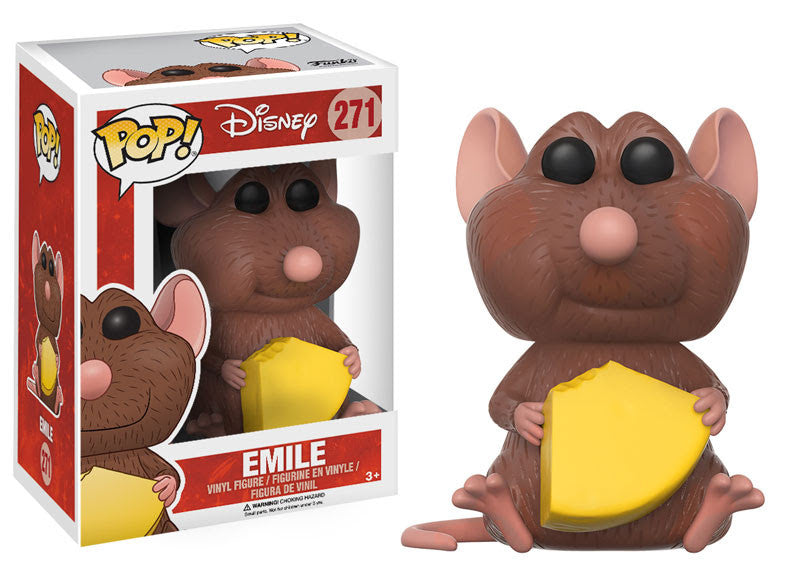 Funko Disney Pop! Ratatouille - Emile #271