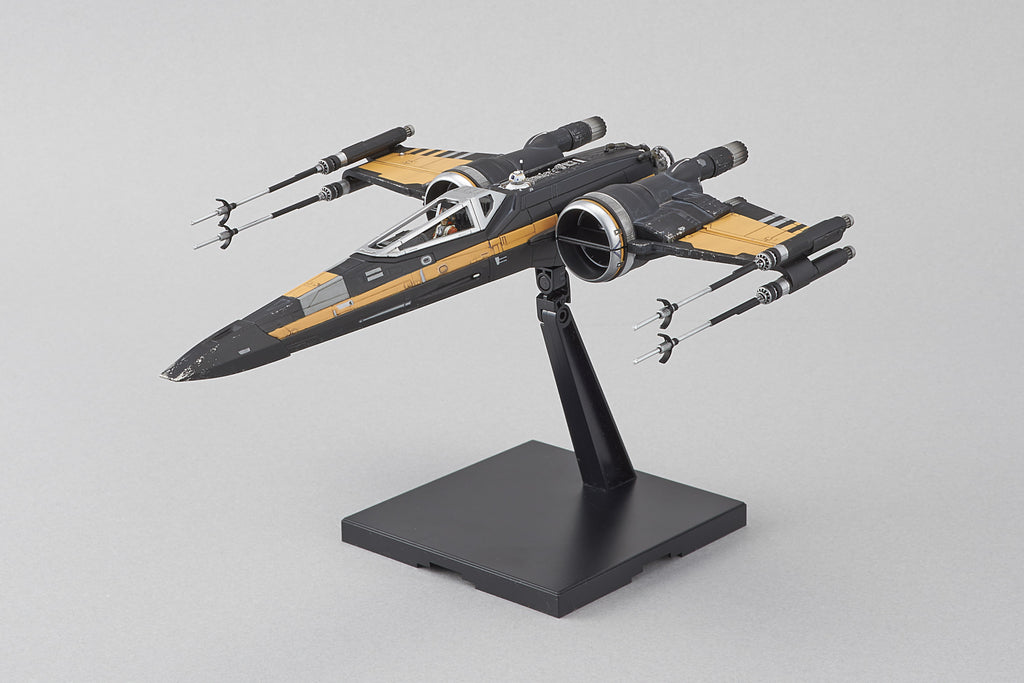 Bandai Star Wars 1/72 Plastic ModelPoe's Boosted X-Wing Star Wars - Pre-Order