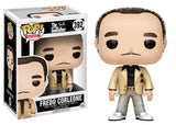 Funko Movie Pop! The Godfather - Set of 4 Vito, Fredo, Michael and Sonny