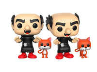 Funko Animation Pop!s - Smurfs - Gargamel and Azrael