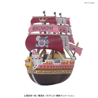 Bandai One Piece Grand Ship Collection:  Big Mom's Pirate Ship Grand Ship Collection