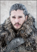 Magnet: Game of Thrones Jon Snow in the North
