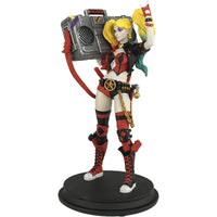 SDCC 2017 Previews Exclusive DC Rebirth Harley Quinn Boombox Statue