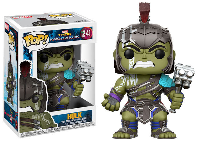 Funko Movies Pop!: Thor Ragnarok - Hulk #241