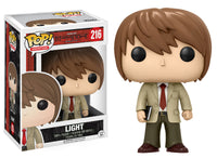 Funko Animation Pop! - Death Note - Light #216<br>Pre-Order