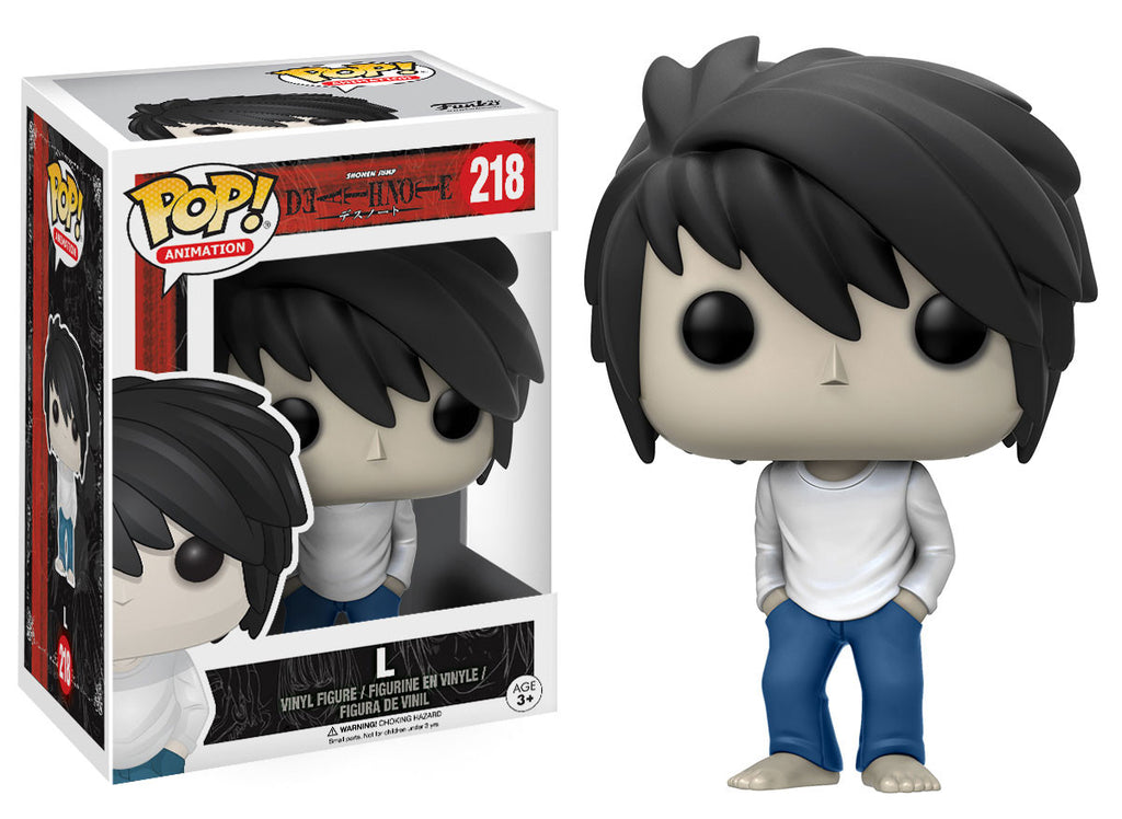 Funko Animation Pop! - Death Note - L #218
