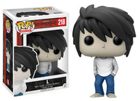 Funko Animation Pop! - Death Note - L #218<br>Pre-Order