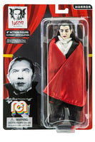 Mego 8 Inch Action Figure: Dracula w/ Red Lining Cape