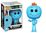 Funko Animation Pop! Rick and Morty - Mr. Meeseeks #174 - Videguy Collectibles