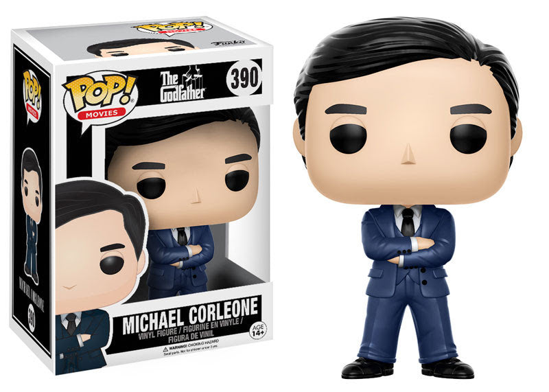 Funko Movie Pop! The Godfather - Michael #390 - Videguy Collectibles