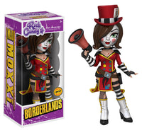 Set of 2 Funko Games Rock Candy Borderlands - Mad Moxxi & Mad Moxxi Chase