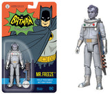 Set of 7 Funko Batman Classic TV Series Action Figures - 6 Common & Chase