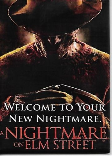 Magnet: Nightmare on Elm Street - Welcome to Your Nightmare Magnet