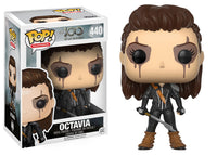 Funko Television Pop! The 100 - Octavia #440