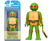 Funko Playmobil Figure - Teenage Mutant Ninja Turtles - Michelangelo