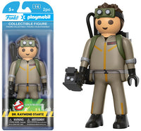 Ghostbusters - Dr. Raymond Stantz<br>Funko Playmobil<br>Pre-Order