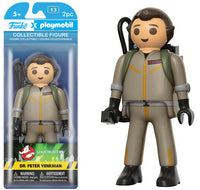 Funko Playmobil Figure - Ghostbusters - Dr. Peter Venkman - Videguy Collectibles