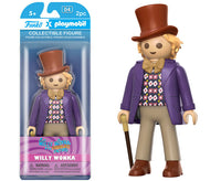 Funko Playmobil Figure - Willy Wonka and the Chocolate Factory- Willy Wonka