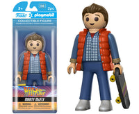 Funko Playmobil Figure - Back to the Future - Marty McFly - Videguy Collectibles