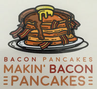Bacon Pancakes Pin
