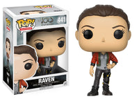 Funko Television Pop! The 100 - Raven #441 - Videguy Collectibles