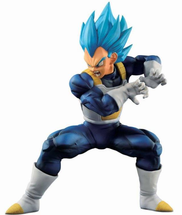 Dragon Ball - Super Saiyan God Super Saiyan Evolved Vegeta (Ultimate Version) - Ichiban Figure