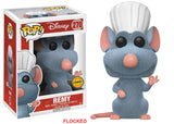 Funko Disney Pop! Ratatouille - Remy #270 Flocked Chase