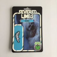 Severed Limbs Wampa Pin