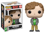 Funko Television Pop! Silicon Valley - Richard #431 - Videguy Collectibles