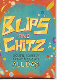 Magnet: Rick and Morty - Blips and Chitz Ad
