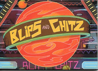 Magnet: Rick and Morty - Blips and Chitz Planet