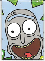 Magnet: Rick and Morty - Rick Face Close