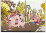 Magnet: Rick and Morty - Cronenbergs