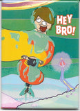 Magnet: Rick and Morty - Hey Bro!