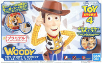 Toy Story: Toy Story 4 Woody Cinema-Rise Standard Model Kit