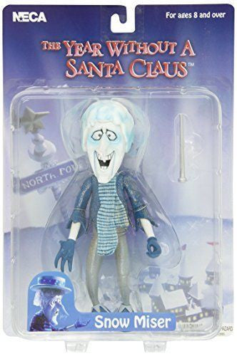 "NECA 7"" Action Figure - Year Without a Santa Claus - Snow Miser"