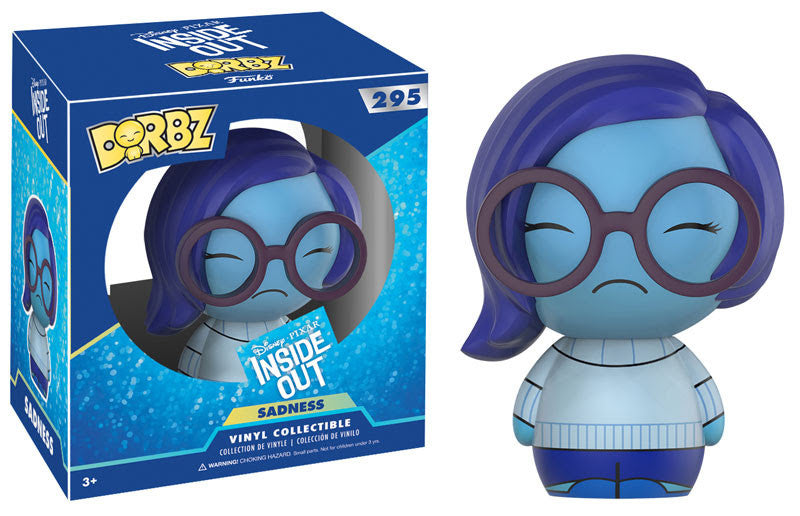 Funko Disney Dorbz Inside Out - Sadness #295