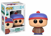 Funko Television Pop!  South Park - Stan #08