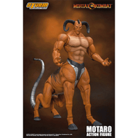 Storm Collectibles - Mortal Kombat - Motaro - 1/12 Action Figure
