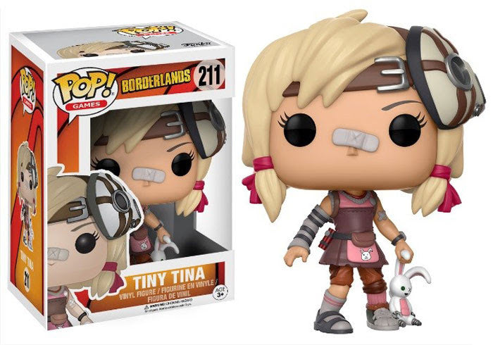 Funko Games Pop! - Borderlands Emperor Tiny Tina #211