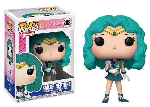 Funko Animation Pop! Sailor Moon Wave 2 - Sailor Neptune